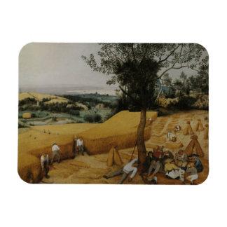 Magnet Flexible Pieter Bruegel l'aîné - les moissonneuses
