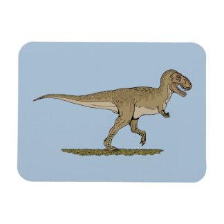 Magnet Flexible Rex de Tyrannosaurus