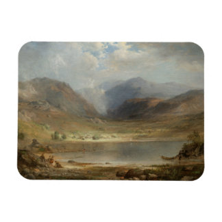 Magnet Flexible Robert Scott Duncanson - loch longtemps