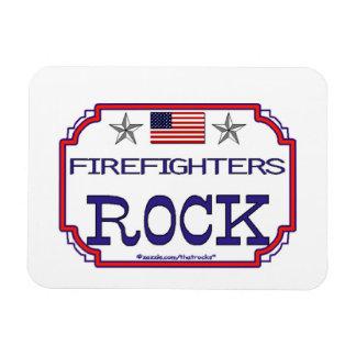 Magnet Flexible Roche de sapeurs-pompiers !