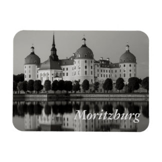 Magnet Flexible Schloss Moritzburg Saxe