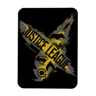 Magnet Flexible Symboles de ligue et d'équipe de justice de la