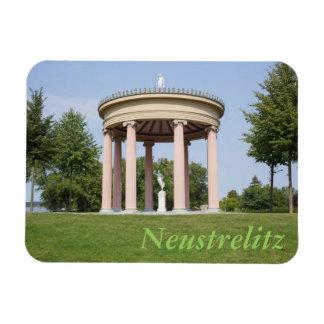 Magnet Flexible Temple de Neustrelitz Hebe