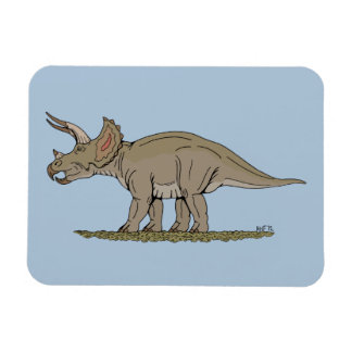 Magnet Flexible Triceratops