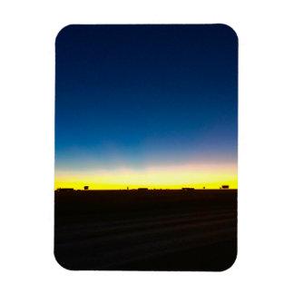Magnet Flexible Un ciel du Texas la nuit