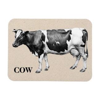 Magnet Flexible Vache laitière