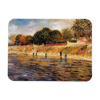 Magnet Flexible Vincent van Gogh - banques des beaux-arts de la
