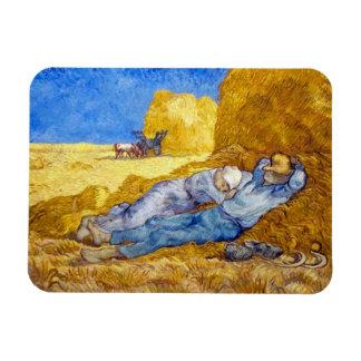 Magnet Flexible Vincent van Gogh - repos de midi de travail -