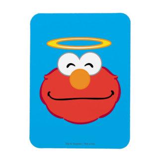 Magnet Flexible Visage de sourire d'Elmo avec le halo