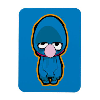 Magnet Flexible Zombi de Grover