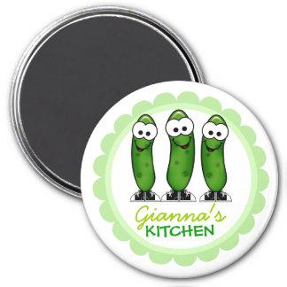 Magnet personnalisé de cuisine