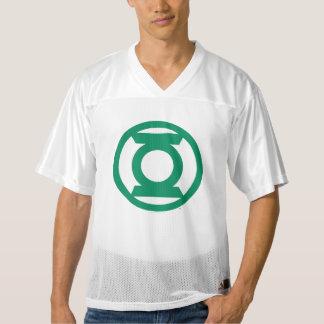 Maillot De Foot Pour Hommes 2 a dégrossi le logo vert | de lanterne ajoutent