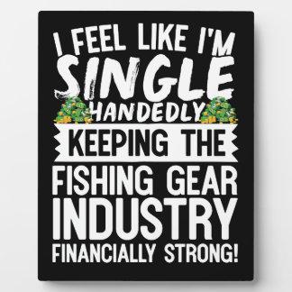 Maintenant l'industrie de la pêche financièrement photos sur plaques