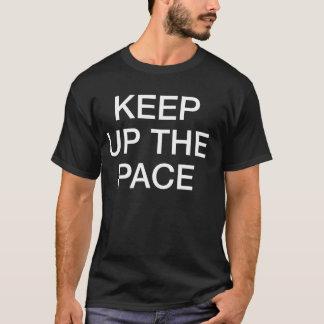 Maintenez le T-shirt Tumblr de pas