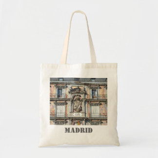 Maire de plaza, sac de Madrid