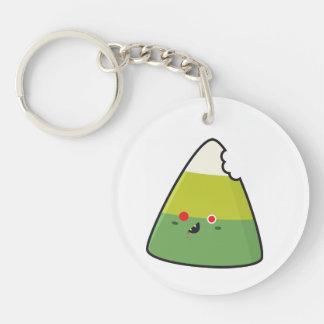 Maïs de zombi porte-clés