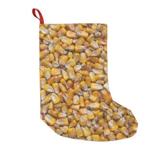 Maïs jaune petite chaussette de noël