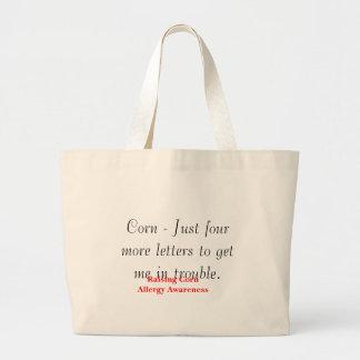 Maïs - juste quatre lettres supplémentaires grand sac