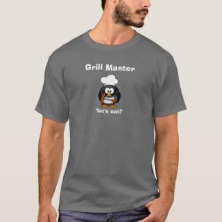 Maître de gril -- T-shirt