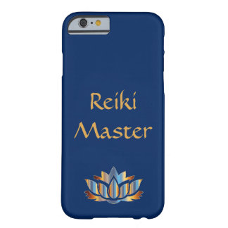 Maître de Reiki Coque Barely There iPhone 6