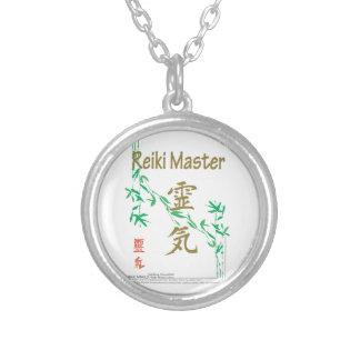 Maître de Reiki Pendentif
