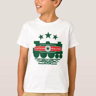 Maître de station t-shirt