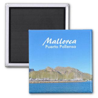 Majorque, Puerto Pollensa - aimant