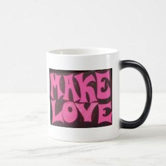 MakeLove… quand il fait CHAUD Mug Magique