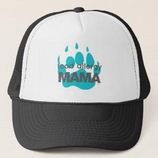 Maman Bear Trucker Hat d'allergie alimentaire Casquette