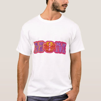 Maman colorée t-shirt