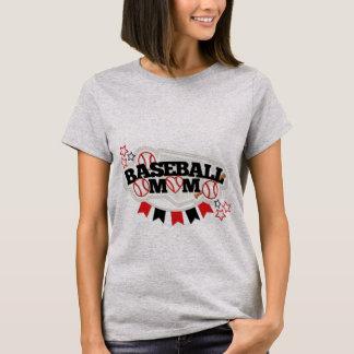 Maman de base-ball t-shirt