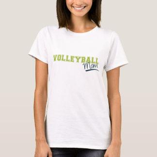 Maman de volleyball t-shirt