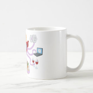 Maman superbe mug blanc