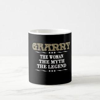 Mamie la femme mug