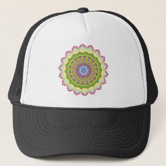 Mandala - complexité casquette