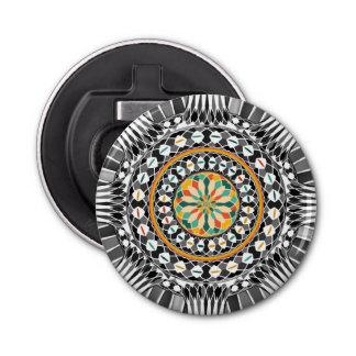 Mandala contrasté décapsuleur