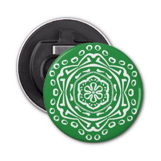 Mandala d'algue décapsuleur