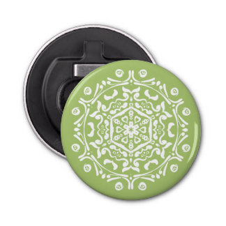 Mandala de lichen décapsuleur