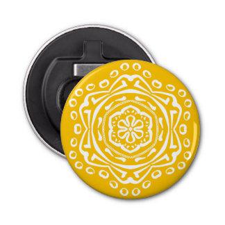 Mandala de miel décapsuleur