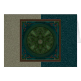 Mandala de mite de Luna Carte