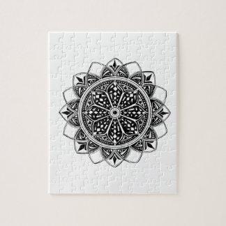 Mandala de vol puzzle