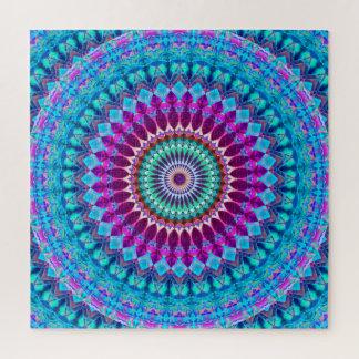 Mandala géométrique G382 de puzzle