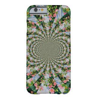 Mandala rose de Mackinac Coque iPhone 6 Barely There