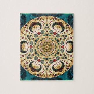Mandalas du coeur de la liberté 22 cadeaux puzzle