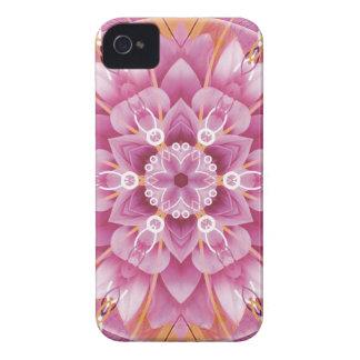Mandalas du coeur de la liberté 5 cadeaux coque iPhone 4 Case-Mate