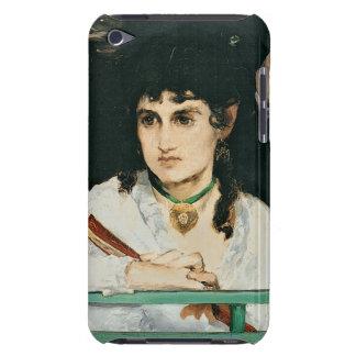 Manet | le balcon, détail, 1868-9 coque iPod touch Case-Mate