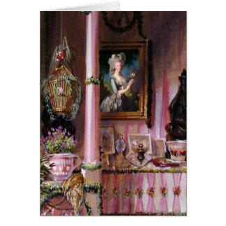Mangeons la carte de ~ de Marie Antoinette 4 de