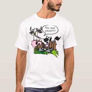 Mangez ce qui ? T-shirt