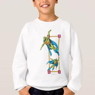 Manhunter martien monte sweatshirt