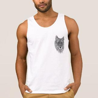 mannen wolfshemd hemd